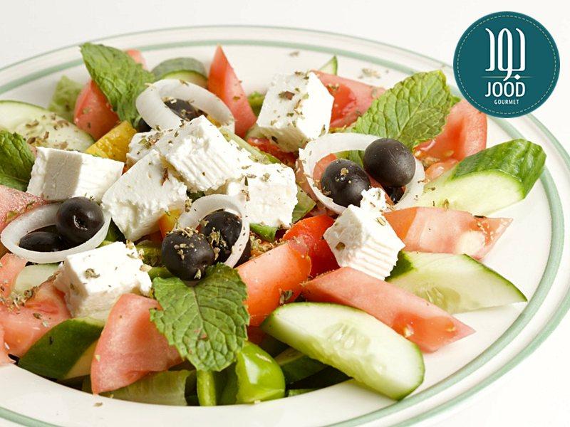 Attic Greek Salad